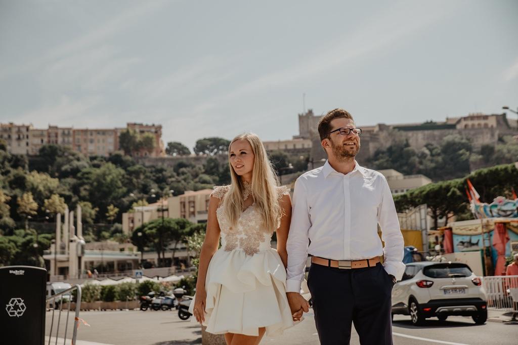 From Italy to Monaco