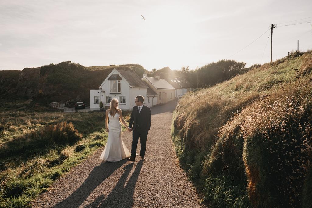 ANIA & WOJTEK | IRISH WEDDING SHOOT