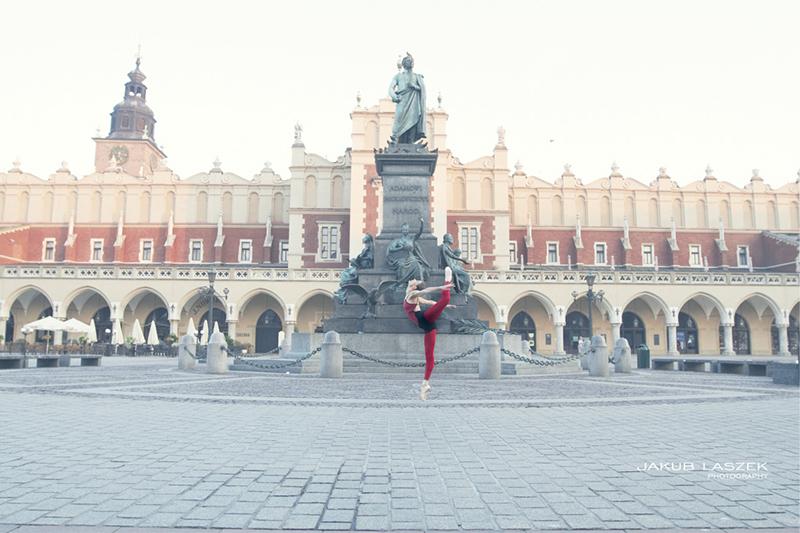 Ballet in Krakow with Agnieszka
