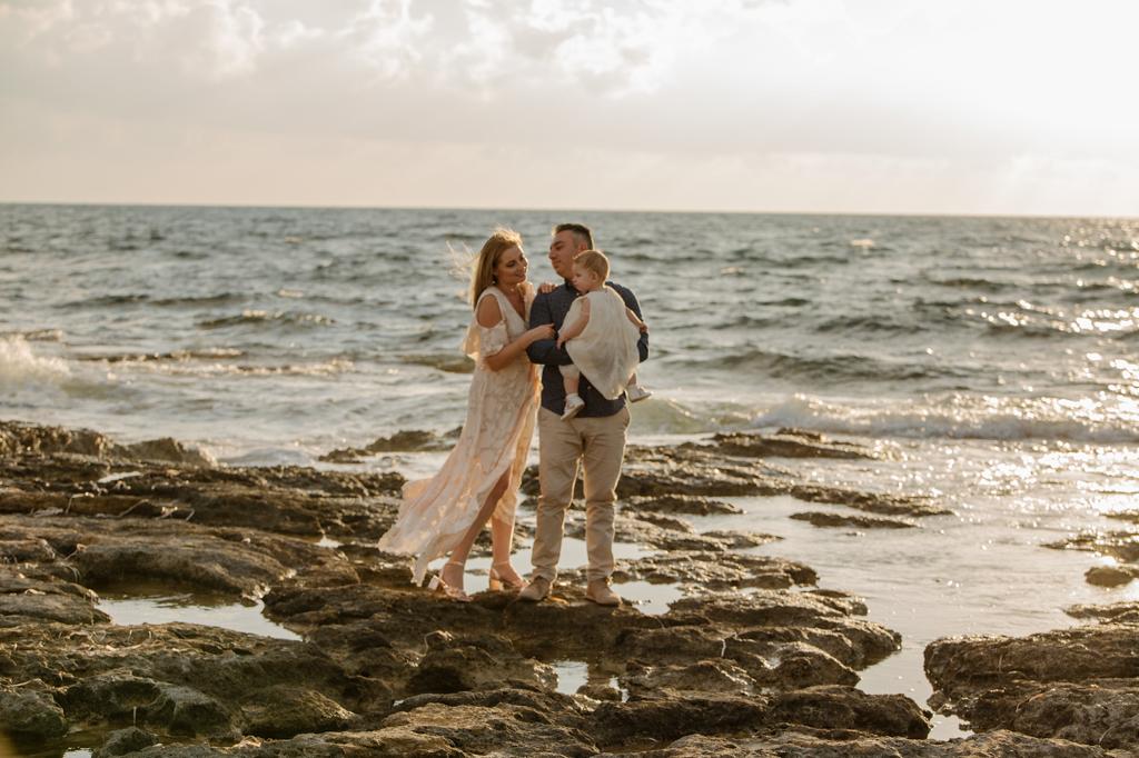 Nefeli's Baptism in Cyprus